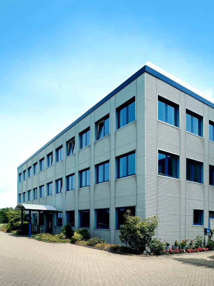 Firmengebäude der EPV Maschinentechnik GmbH